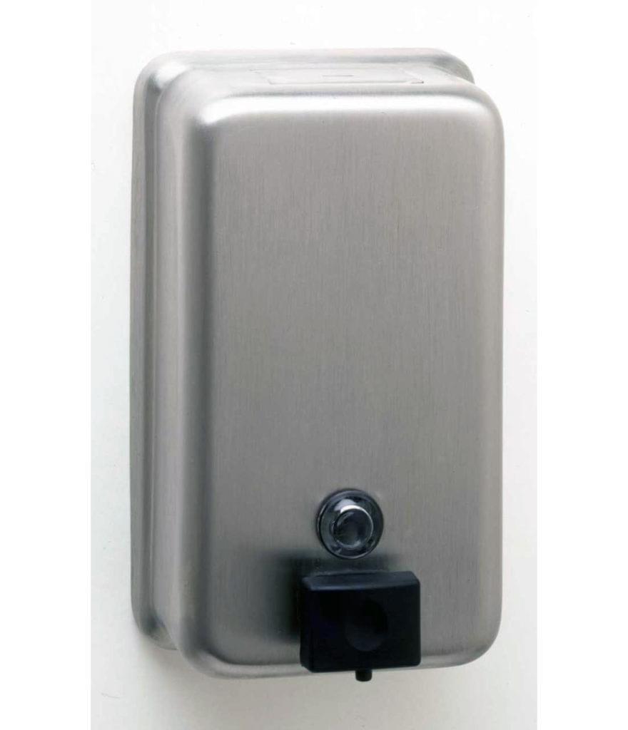 bobrick-soap-dispenser-wall-mounted