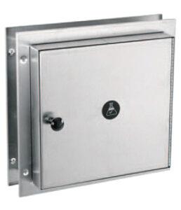 Specimen Pass-Thru Cabinet - (Model #: spb-1)